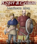 "The cover for ""Leathern Men"""